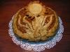 Chleb z kwiatem słonecznika